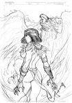 Grimm Fairy Tales #87 Cover Pencil by alucard3999