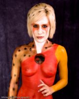 Cheetara by extreme-body-art