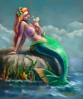 Little Mermaid by Sophia-M