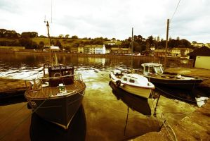 The Boats of Bantry by donncha