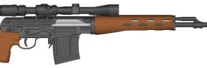 Dragunov variable zoom by jon646an2