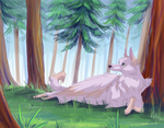 In the Forest by xepxyu