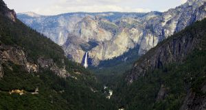 Yosemite Valley by Czertice
