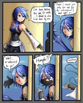 Aqua's Kidnapping- Page 1 of 2 by Magnolia-Baillon