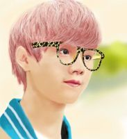 Luhan~! First digital by Devient-tart