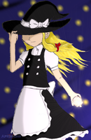 Marisa: Fame of Master Spark by Apkinesis