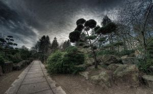 Japanese Garden by bubus666