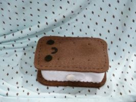 Ice Cream Sandwich Camera case by bluupanda