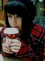 Starbucks by CarianneCouture