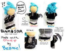 Puppets: BLACK*STAR by Beam-The-Chao