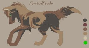 CharSheet 11- Pup SwitchBlade by Kiarei-star