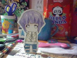 Hinata Paper Doll. by realxdeep