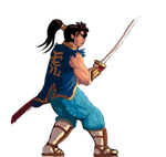 Mitsurugi Heishiro Sprite by Nighteba