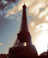 Eiffel Tower by RevelloDrive1630