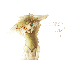 ''cheer up'' by e-birds