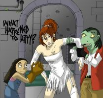 What Happened to Kitty by JCRobin