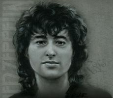 Happy Birthday, Jimmy Page by Cynthia-Blair