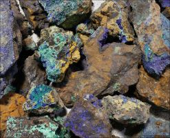 Copper Ore by Undistilled