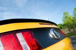 Mustang Backside by ThirdGearPhotography
