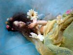 Ophelia Ball jointed doll C by cdlitestudio