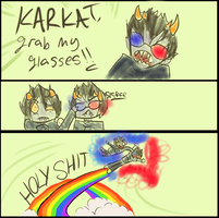 KARKAT GRAB MY- by KATCOO13