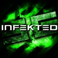 Sickness Gaming Infekted logo by AngryBlueJay