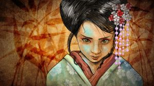Geisha (WITH VIDEO) by AlfieAlphA