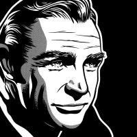 Sean Connery Retro Style by pepscee