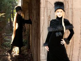 Maetel Galaxy Express 999 by RuffleButtCosplay