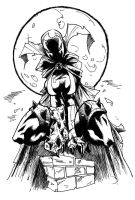 She-Spawn Inks by Psychorror