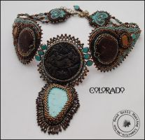 Colorado Choker by GoodQuillHunting