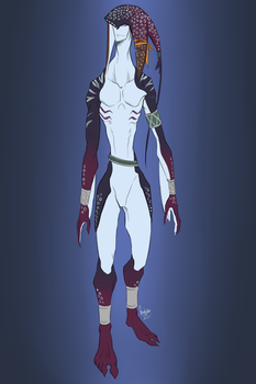 .: Zora 1 full body :. by IronicalGhosty