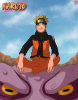 Naruto The Sage by sbel02