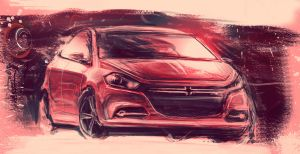 Dodge DART- FCD Style by FCD94