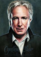 Alan Rickman by Cynthia-Blair