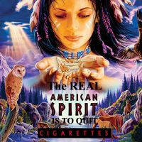 The True Native American Spirit by ryanbrandes