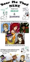 Super-Terrific Meme - Laurine by Lienwyn