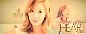 Taeyeon - Sing Your Heart Out by sayhellotothestars