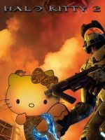 Halo Kitty 2 by Nahte27