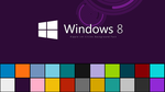 Windows 8 Ripple-ish Circles Background Pack by gifteddeviant