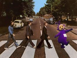 Abby Road by Dr-Mastermind