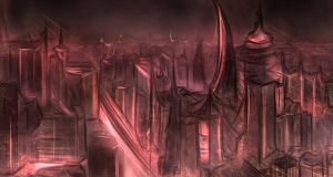 Axiom City: Lights On by xNepquiusx