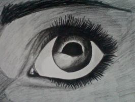 Same Eye again, but drawn by JeminaMarsch