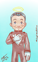 Robin Williams Tribute by MrBIGAL