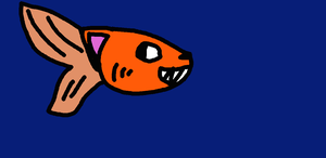 cat fish (2 points) by mcarr37