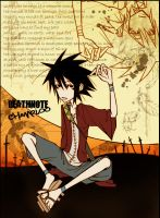 DEATHNOTE.champloo by ZiGGYxCORE