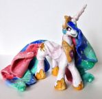 I Made a Princess Celestia Model!! by Jesuka