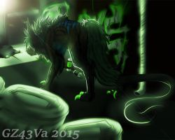 YCH: depths of the alley... by GZ43VA