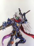 Yu-Gi-Oh! D/D/D Hexblood King Siegfried by TheGaboefects