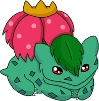 Venusaur by SALBP